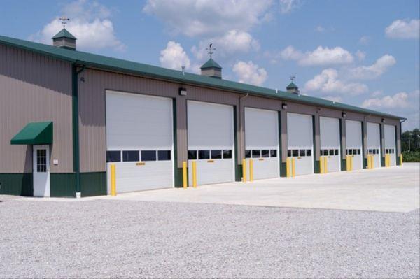 Commercial Garage Door Services Inc Overhead Doors