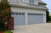 steel garage door pictures