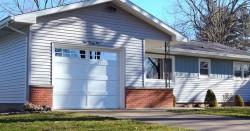 2294 modern garage door
