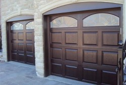 Durable garage door