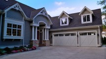 custom garage door images
