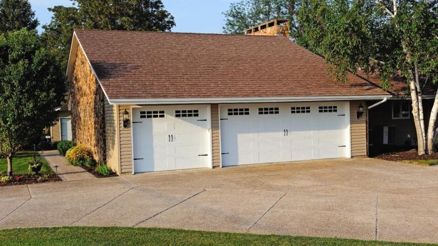 Carrige House Stamped Gallery Garage Door Services Inc