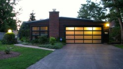 Full Vision garage door