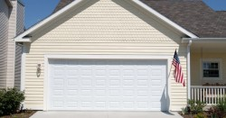 Super insulated garage door