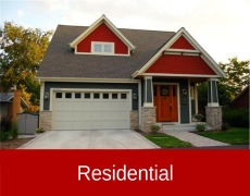 residential garage doors in papillion