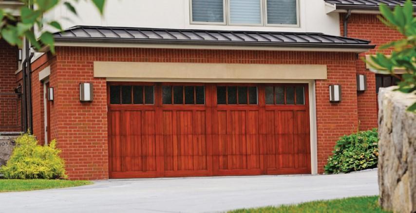 Carraige House Overlay Gallery Garage Door Services Inc