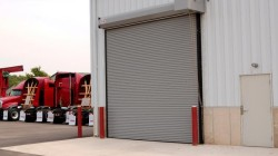 rolling steel garage doors