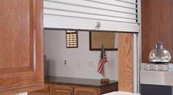 counter shutter door